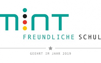 "Zertifikat ""MINT-freundliche Schule"""