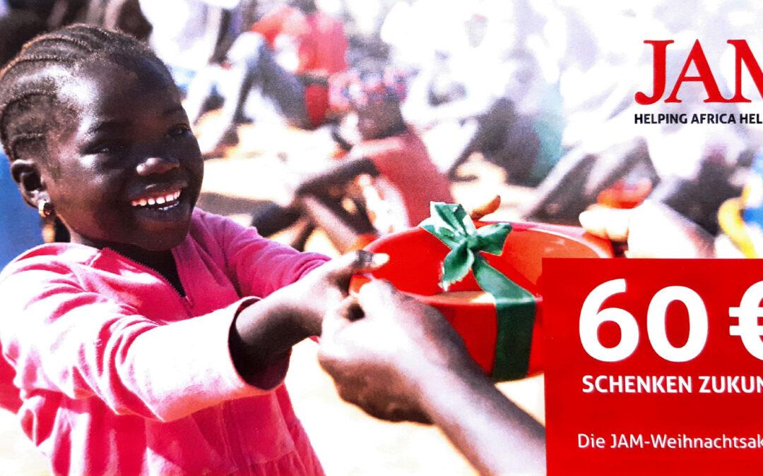Spendenaktion der GSR